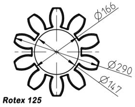 Verwonderend Rotex 125 | E-rubber.eu FW-98