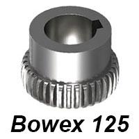 Bowex 125 Hub